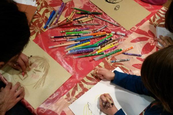Enfants, art et émotions