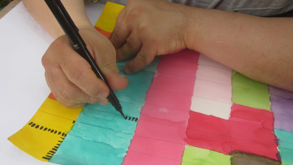 Atelier In Situ - handicap et créativité