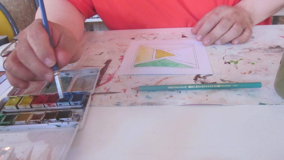 handicap et création en Charente
